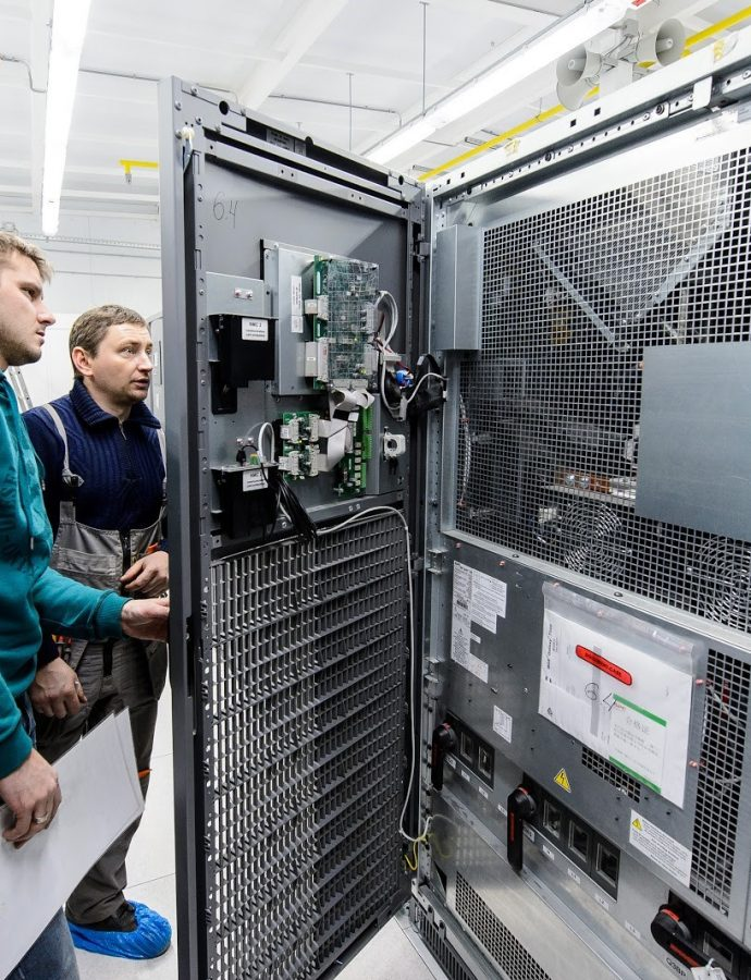 Инженерная инфраструктура ЦОД – внедрение современных способов ведения дел